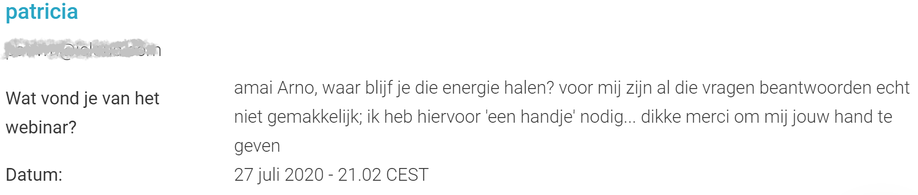 reviewpatricia-energie